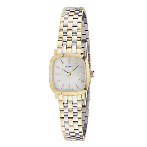 Rotary Ladies' Two Tone Bracelet Watch - Product number 8590958
