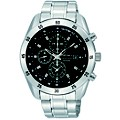 Seiko Exclusive Men's Stainless Steel Bracelet Chronograph - Product number 8591660