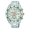 Men's Seiko Stainless Steel Bracelet Watch - Product number 8592462