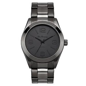 Ben Sherman Black Stainless Steel Bracelet Watch