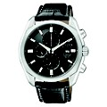 Citizen Eco-Drive Men's Black Chronograph Watch - Product number 8594961