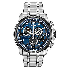 Citizen Men's Stainless Steel Bracelet Watch - Product number 8600244