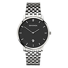 Sekonda Men's Stainless Steel Bracelet Watch - Product number 8602425