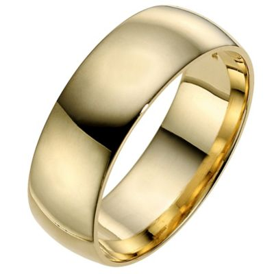 Yellow Gold Wedding Rings Ernest Jones