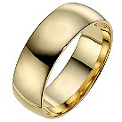 9ct yellow gold 7mm extra heavyweight wedding ring - Product number 8611165