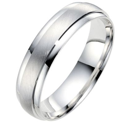 Mens White Gold Jewellery Ernest Jones