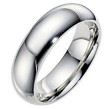 Cobalt 7mm polished wedding ring - Product number 8631719