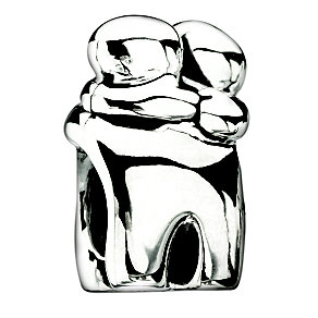 Chamilia Silver Hug Bead - Product number 8642109