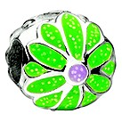 Miss Chamilia sterling silver Flower Power bead - Product number 8642729