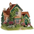Lilliput Lane - Mum's Tickled Pink - Product number 8643466