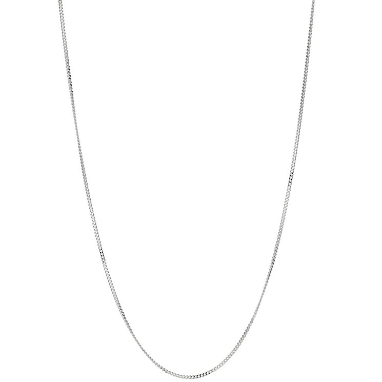 """Silver 16"""" Curb Chain - Product number 8650969"""