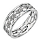 9ct white gold diamond vintage ring - Product number 8654239