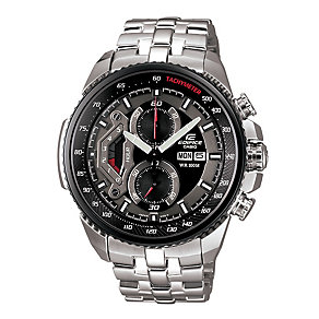 Edifice Black Dial Chronograph Watch - Product number 8692874