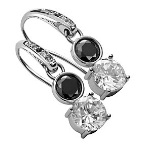 DKNY - Black & White Earrings - Product number 8708517