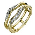 Perfect Fit 9ct Yellow Gold Enhancer - Product number 8710325