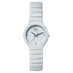 Rado True ladies' ceramic bracelet jubilé watch - S - Product number 8712158