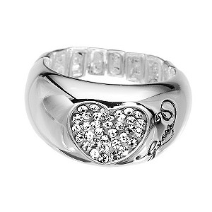 Guess Heart Ring