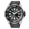 Men's Citizen Eco-Drive Diver Black Strap Watch - Product number 8726310