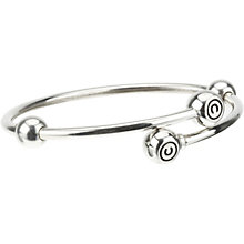Chamilia Silver Flex Medium Bangle - Product number 8728569
