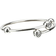 Chamilia Silver Flex Medium Bangle - Product number 8728577