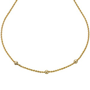 9ct Yellow Gold Rope