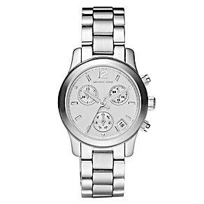 Michael Kors ladies' silver bracelet watch - Product number 8732272