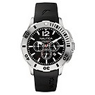 Nautica men's black rubber strap watch - Product number 8734690