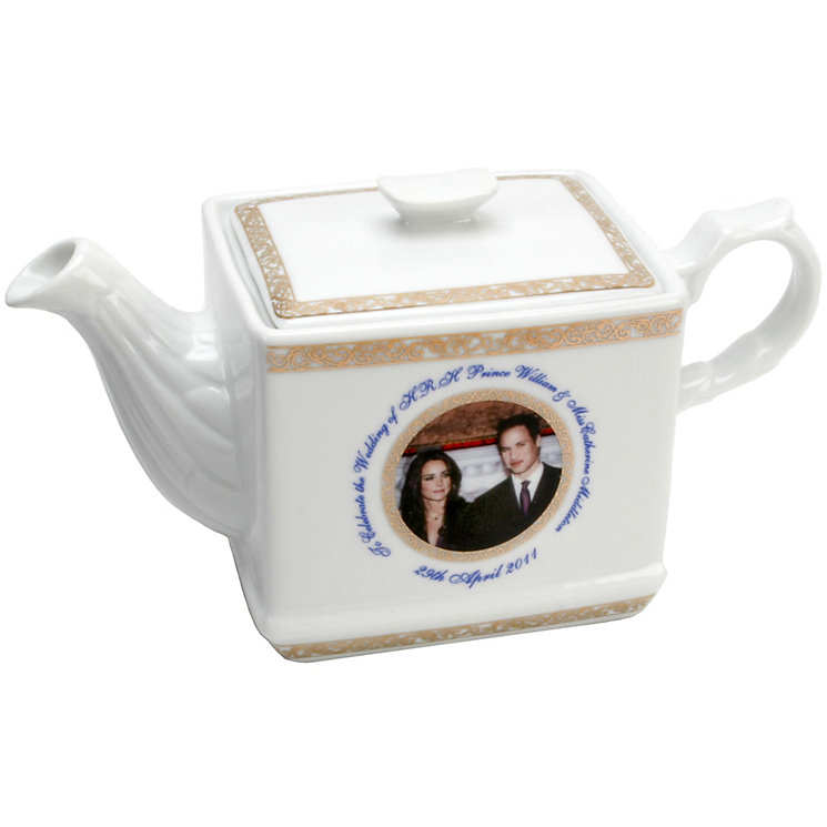 Exclusive Royal Wedding Teapot - Product number 8736251