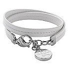 DKNY white leather bracelet - Product number 8742685