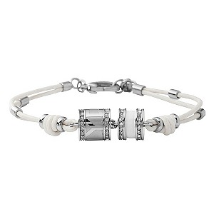 DKNY white beaded friendship bracelet - Product number 8742707