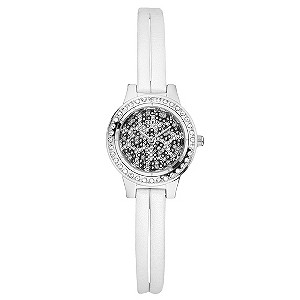 GUESS Ladies' White Ballet Slippers Watch - Product number 8742758