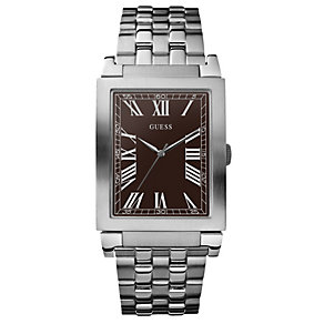 Guess Alliance Men's Stainless Steel Bracelet Watch - Product number 8742812