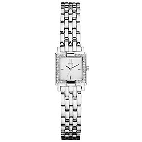 GUESS Ladies' Stone Set Bracelet Watch - Product number 8742936