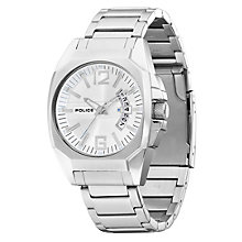 Men's Police Interstate Stainless Steel Bracelet Watch - Product number 8743282