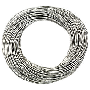 Silver Coloured Multi Wire Bracelet - Product number 8747830