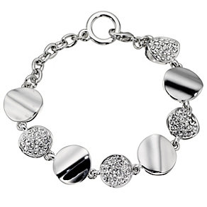 Crystal Spot Charm Bracelet - Product number 8747873