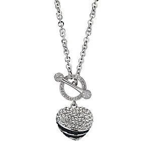 Chunky Heart Pendant - Product number 8748187