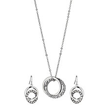 Double Circle Pendant Set - Product number 8748268