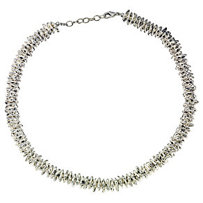 Chunky Silver Coloured Necklace - Product number 8748403
