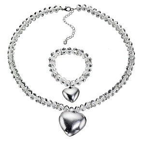 Chunky Heart 2 Piece Set - Product number 8748446