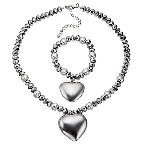 Chunky Heart 2 Piece Set - Product number 8748454