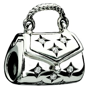 Chamilia Sparkle Purse Cubic Zirconia Bead - Product number 8786704