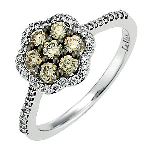 Le Vian 14CT Gold Chocolate Diamond Ring - Product number 8788162