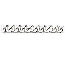 Men's Silver Bracelet - Product number 8802130
