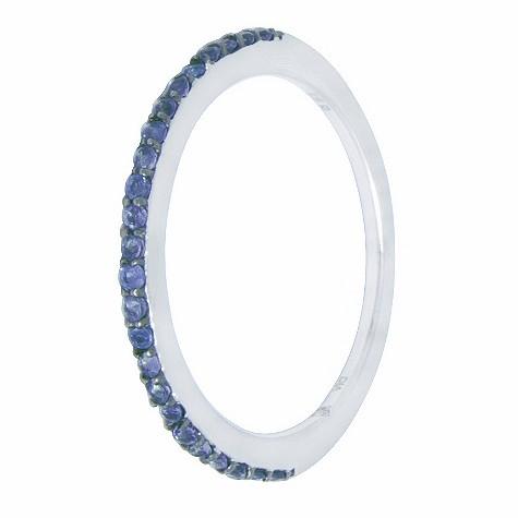 Amanda Wakeley sapphire and diamond ring