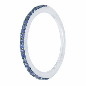 Amanda Wakeley sapphire ring - Product number 8805792