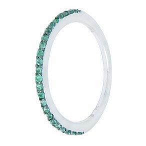 Amanda Wakeley tsavorite and diamond ring - Product number 8806195