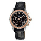 Raymond Weil men's black leather strap watch - Product number 8807752