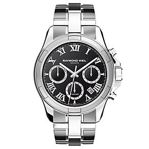 Raymond Weil men's stainless steel bracelet watch - Product number 8807787