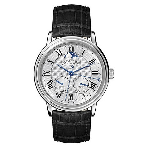 Raymond Weil Maestro automatic moonphase watch